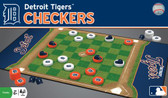 Detroit Tigers Checkers