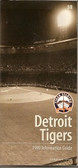 Detroit Tigers 1999 Season Media Guide