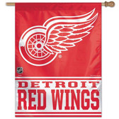 "Detroit Red Wings 27""x37"" Banner"