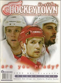Detroit Red Wings 1999 Playoffs Round 1 Official Program