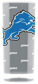 Detroit Lions Tumbler - Square Insulated (16oz)