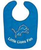 Detroit Lions Baby Bib - All Pro Little Fan