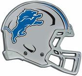 Detroit Lions Auto Emblem - Helmet