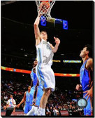 Denver Nuggets Timofey Mozgov 2014-15 Action 16x20 Stretched Canvas AARL211-248