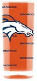 Denver Broncos Tumbler - Square Insulated (16oz)