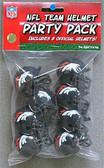 Denver Broncos Team Helmet Party Pack