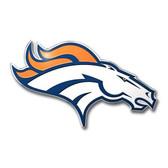 Denver Broncos Color Auto Emblem - Die Cut