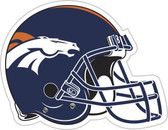 "Denver Broncos 12"" Vinyl Magnet Set Of 2 98732"