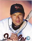 David Segui Baltimore Orioles Signed 8x10 Photo