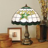 Dallas Stars Tiffany Table Lamp