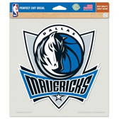 "Dallas Mavericks Die-cut Decal - 8""x8"" Color"