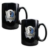 Dallas Mavericks Coffee Mug Set