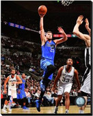 Dallas Mavericks Chandler Parsons 2014-15 Action 40x50 Stretched Canvas AARM091-252
