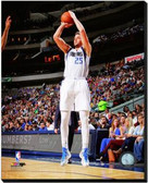Dallas Mavericks Chandler Parsons 2014-15 Action 40x50 Stretched Canvas