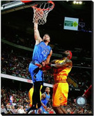 Dallas Mavericks Chandler Parsons 2014-15 Action 16x20 Stretched Canvas AARM093-248