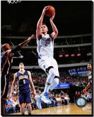 Dallas Mavericks Chandler Parsons 2014-15 Action 16x20 Stretched Canvas AARM092-248