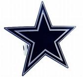 Dallas Cowboys Logo Trailer Hitch Cover