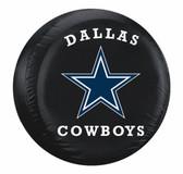 Dallas Cowboys Black Tire Cover