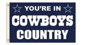 Dallas Cowboys 3 Ft. X 5 Ft. Flag w/Grommets 94103B