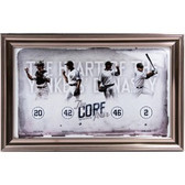 Core Four Heart of the Yankees Dynasty Photo Framed Collage