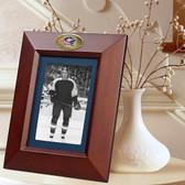 Columbus Blue Jackets Portrait Picture Frame