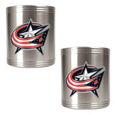 Columbus Blue Jackets Can Holder Set