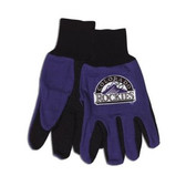 Colorado Rockies Two Tone Gloves