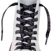 Colorado Rockies Shoe Laces - 54""