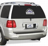 Colorado Rockies Rear Window Film