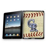 Colorado Rockies iPad 3 Vintage Baseball Case
