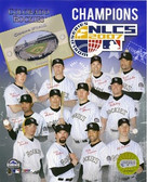 Colorado Rockies 2007 National League Champions 8x10 Photo