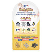 Colorado Rockies  Shrinky Dinks