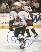 Cliff Ronning Phoenix Coyotes Signed 8x10 Photo