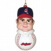 Cleveland Indians Slugger Ornament