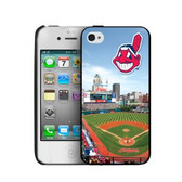 Cleveland Indians iPhone 4/4s Hard Cover Case