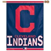 "Cleveland Indians 27""x37"" Banner - C Logo"