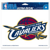 "Cleveland Cavaliers 5""x6"" Color Ultra Decal"