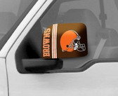 Cleveland Browns Mirror Cover - Large