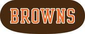 Cleveland Browns Eye Black (3 sets)
