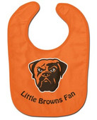 Cleveland Browns Baby Bib - All Pro Little Fan
