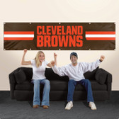 Cleveland Browns 8' Banner