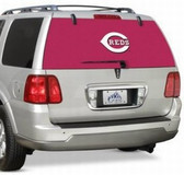 Cincinnati Reds Rear Window Film