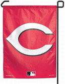 "Cincinnati Reds 11""x15"" Garden Flag"