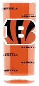 Cincinnati Bengals Tumbler - Square Insulated (16oz)