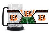 Cincinnati Bengals Crystal Freezer Mug 9413159105