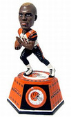 Cincinnati Bengals Chad Johnson Bobblehead Clock
