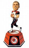 Cincinnati Bengals Carson Palmer Bobblehead Clock