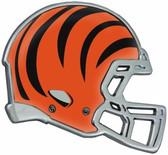 Cincinnati Bengals Auto Emblem - Helmet