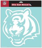 "Cincinnati Bengals 8""x8"" Die-Cut Decal"