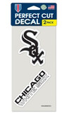 Chicago White Sox Set of 2 Die Cut Decals